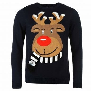 Newcastle United Christmas Jumpers Christmas Jumper Club