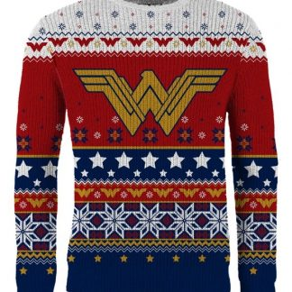 Dc Christmas Sweater.Dc Christmas Jumpers Christmas Jumper Club