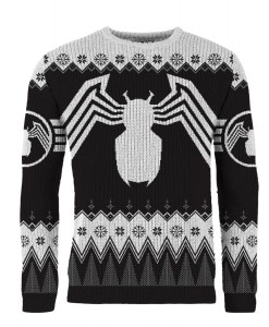 d66206083c6 Venom  Season of the Symbiote Knitted Christmas Jumper